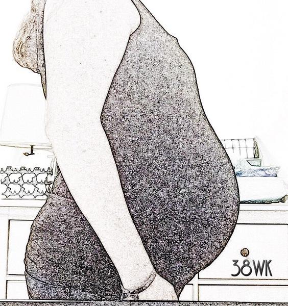 38 weken zwanger geen eetlust