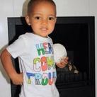 mijn zoontje Ky-Mani Gilvannio Marley