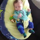 Tibeau 6 weken oud