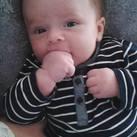 Tibeau 7 weken oud