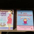 Kalender en dagboekje <3 Deze had ik gehaald voordat ik wist dat ik zwanger was :)