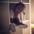 O'Shea'tje Hij is het mooiste en liefste kindje in mijn wereld.. Hij lacht veel en probeert zelf ook al zijn naam te zeggen