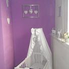 geen eigen babykamer maar wel een eigen hoekje in de slaapkamer
