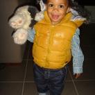Elijah hoe mijn zoontje er nu uitziet