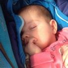 Ons prachtige 2e prinsesje ♡♥♡ Braelynn Serleena Maelani ♡♥♡