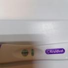 Zwangerschaptest  25/01/2020 posstitief zwangerschapgest van kruidvat early