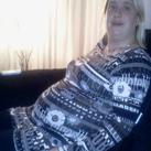 Foto gemaakt door een vriendin Hier was ik 12 weken en 5 dagen zwanger.