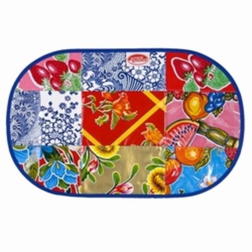 Schoudertas Kitsch Kitchen : Kitsch kitchen placemat patchwork baby en zwangerschap