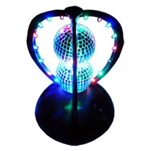 Duo discobal met LED-verlichting | Baby en zwangerschap ...